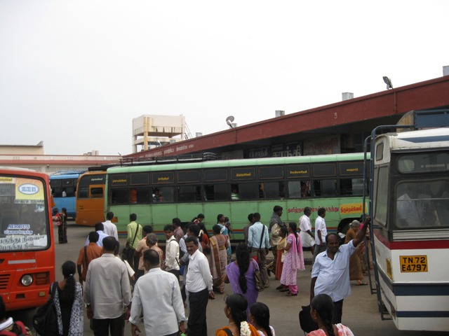 Indian Bus Stations