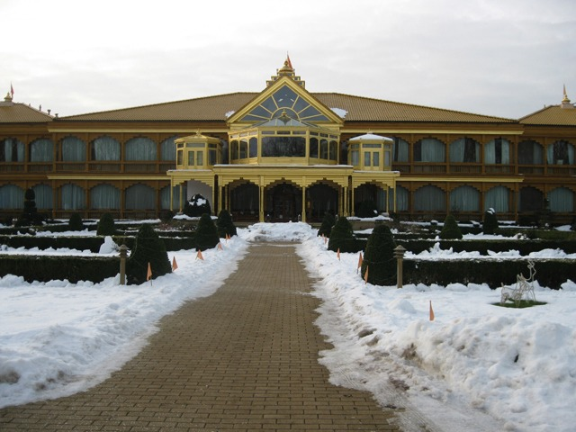 Maharishi's house, Vlodrop