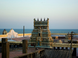 Kanyakumari temple South India