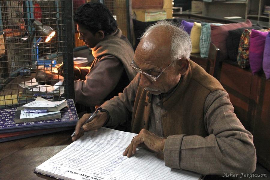 Gandhi Khadi