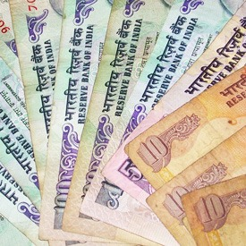 money-in-india