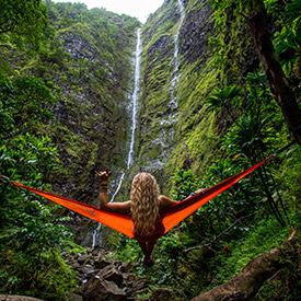 hawaii girl