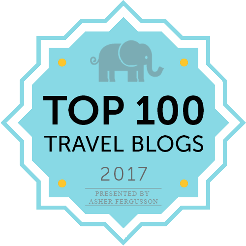 Top 100 best travel blogs for serious wanderlust 2017 update the worlds best travel blogs reveal their top destination tips and must have packing list items fandeluxe