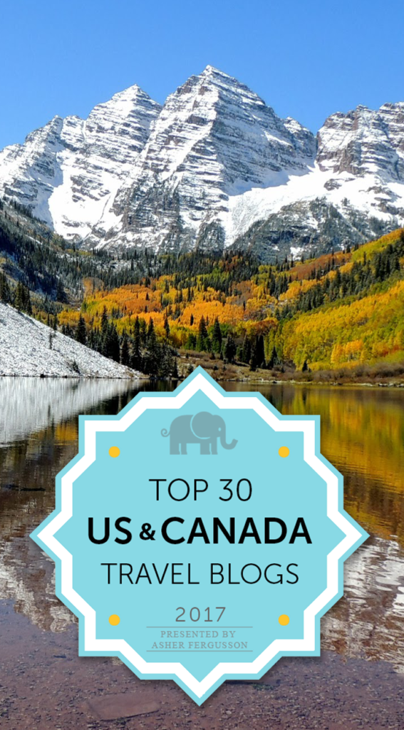 Top 30 US & Canada Travel Blogs to Follow in 2017