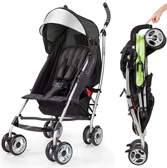 7 Best Travel Strollers For Babies Toddlers 2018 Update