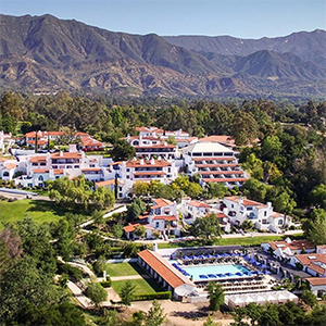 Ojai Valley Inn, California